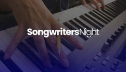 Infinite Recording - Songwriters Night