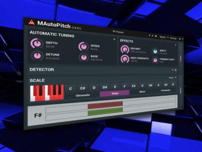Infinite Recording Friday Freebie Plugin- MAutoPitch