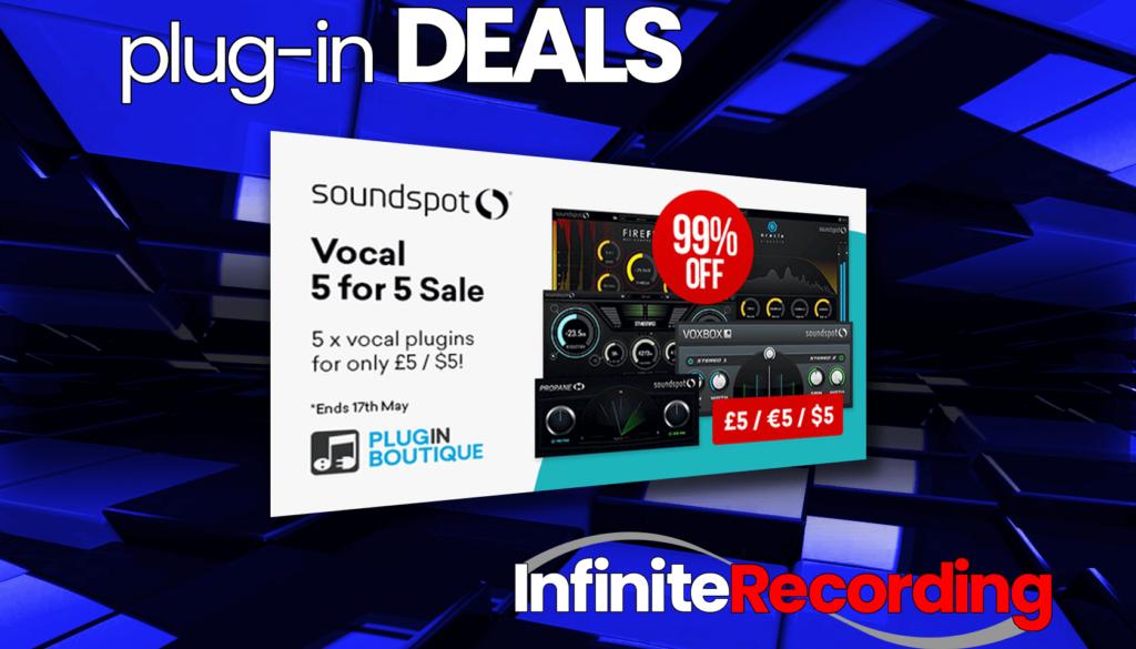 Infinite Recording - Plug-in Deals