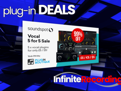 Infinite Recording - Plug-in Deals