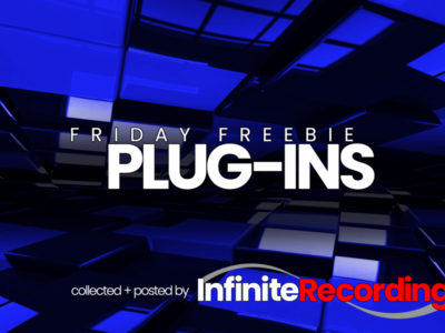 Infinite Recording - FridayFreebie Plugin