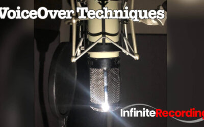 Infinite Recording Voice Over Tips