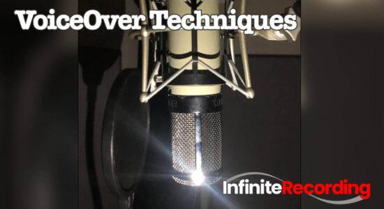 Infinite Recording Voice Over Tips