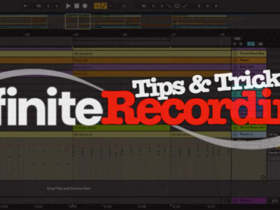 Infinite Recording Ableton TipsTricks-Thumbnail