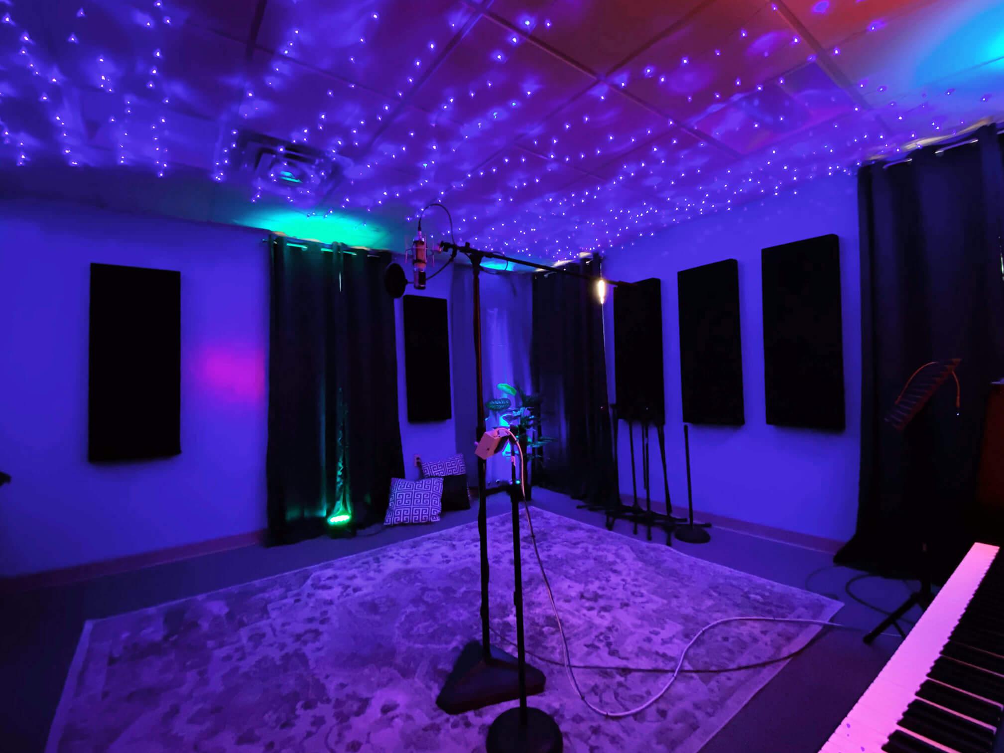 Infinite Recording Live Room A