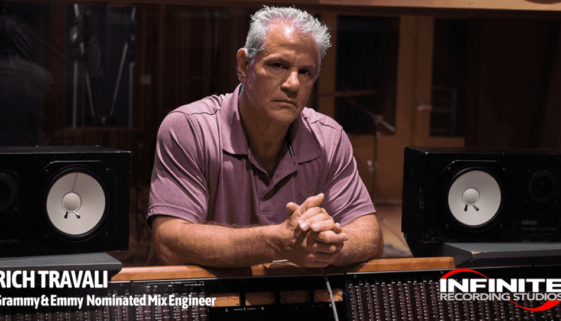 Infinite Recording Studios Team - Rich Travali